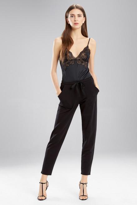 Buy Natori Brushed Slim Pant from