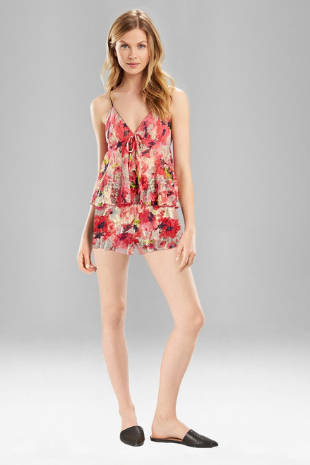Buy Josie Floral Sky Printed Cami Set from