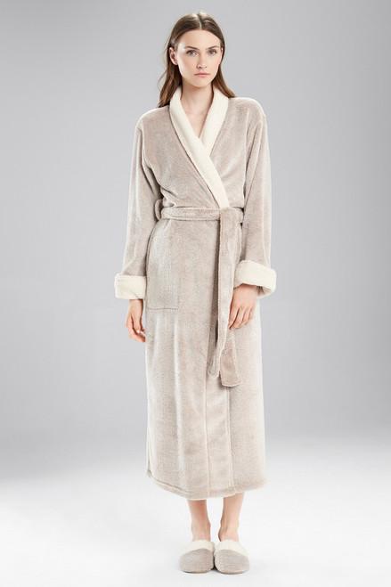 Buy Natori Sherpa Long Robe from