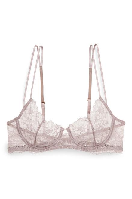 Buy Josie Natori Belle De Jour Unlined Bra Style 114105 from