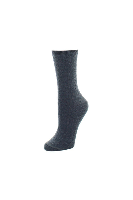 Buy Natori Cherry Blossom Crew Socks Style NTW-601 from