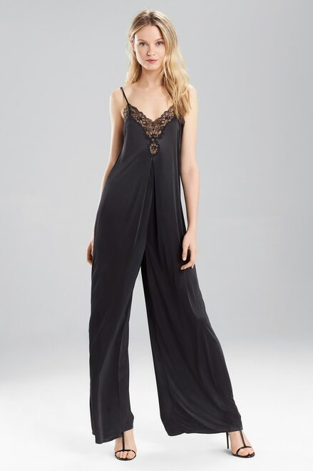 Buy Josie Natori Glam Knit Jumpsuit from