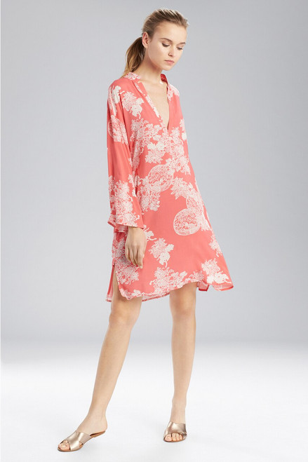 N Natori Reign of Flowers Sleepshirt at The Natori Company