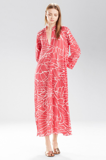 Buy Natori Abstract Butterfly Long Sleepshirt from