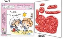 Swalk Collection SWEET AS SUNSHINE EZMount Stamp Set