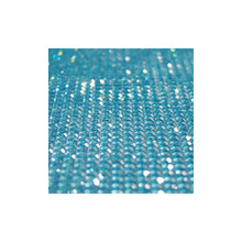 "Dazzling Diamond SKY BLUE 4X6"" Self Adhesive Bling Trims Pack"