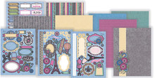 HOTP Ooh La La! Artful Card Kit 7273