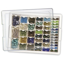 Bead Storage Solutions 45pc Assorted Bead Storage Tray Elizabeth Ward's