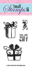 HOTP Clear Stamps Small 1111 Gifts Acrylic