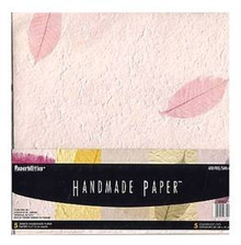 5pc Pack 12X12 HANDMADE PAPER AFLF