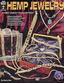 HEMP JEWELRY Beading Book HOTP 2132 NEW
