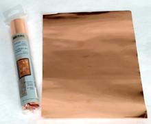 Creative Metal Roll Copper 8.5x11pc