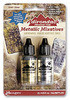 Tim Holtz Alchohol Ink Metallic Mixatives GOLD/SILVER 2Pack US ONLY