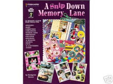 Fiskars A Snip Down Memory Lane Albums Scrapbook Book