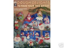 Dough Delights ... Book Clay Polymer Sculpey NEW OOP