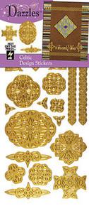 HOTP Dazzles Stickers CELTIC DESIGN 2031