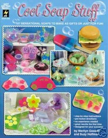 Cool Soap Stuff NEW OOP Book HOTP 107 Melt Pour Soaps