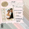 24 pc 8x8 Wedding Cardstock Scrapbooking Mini Albums