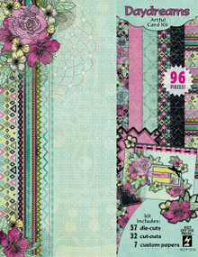 Hot Off The Press Daydreams Artful Card Kit 7279