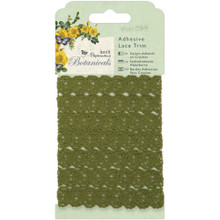 Papermania Botanicals Adhesive Lace Trim