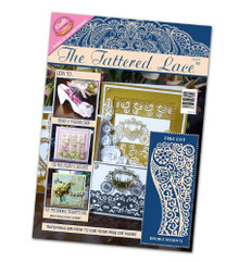 Tattered Lace Magazine with the Double Delights Cutting Die Issue 2