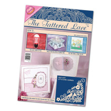 Tattered Lace Magazine Issue 9 with Little Bird Corner Cutting Die