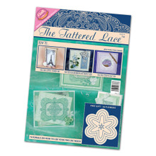 Tattered Lace Magazine Issue 11 with Flowers Cutting Dies