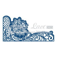Tattered Lace Dies - Broderie Florentine D858