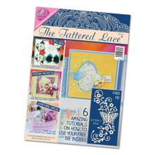 The Tattered Lace Magazine Issue 20 Butterfly Magic Cuttles Cutting Dies