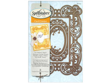 "Spellbinders Card Creator 5x7"" Mystical Embrace S6-012 Cutting Die Set"