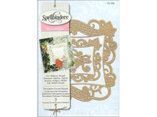 Spellbinders Nestabilities Decorative Curved Square S4-525 Cutting Die Set