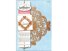 Spellbinders Labels 49 Decorative Accents S4-568 Cutting Die Set