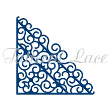 Tattered Lace Westminster Corner Cutting Die Set D0309