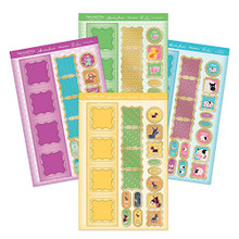 Hunkydory Farmyard Fun Premium Card Kit PCK125 Makes 4 Cards