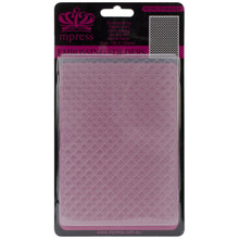 Crafts-Too Embossing Folder 4x6 Lattice Background