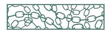 Cheery Lynn Design - B358 - Chain Mesh - Border Ribbon Cutting Die