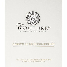 Create and Craft Couture Die Collection, Garden of Eden Cutting Dies CC 142707