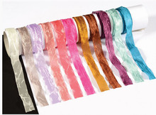 HOTP NEW Crepe Ribbon Pack 11 SOFT Colors 4010892