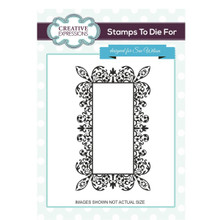 Stamps to Die For by Sue Wilson UMS679 Emma's Celebration Frame