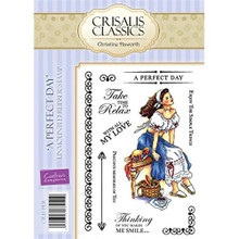 Crisalis Classics A Perfect Day By Christine Haworth EZMount Stamps