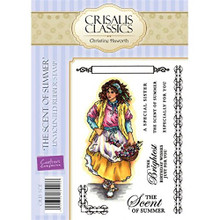 Crisalis Classics The Scent of Summer by Christine Haworth EZMount Stamps