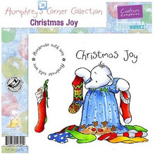 Humphrey's Corner Collection Christmas Joy EZMount Stamp Set