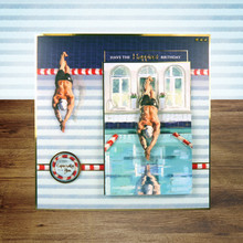 Hunkydory Sports & Games Make a Splash Deco-Large Set GAME1904 Swimming