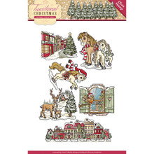 Yvonne Creations Traditional Christmas - Clear Stamps YCCS10021