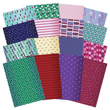 Hunkydory Crafts Pampered Paws Double-Sided Background Papers