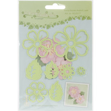 Lea'bilities Embossing and Cutting Die, Multi Die Flower Blossom