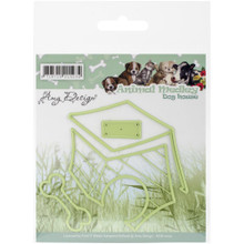 Amy Design Animal Medley Die - Dog House Find It Trading ADD10022