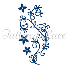 Tattered Lace RETIRED Clematis Cutting Die D455