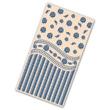 Tattered Lace Embossing Folder Victorian Rose EF159