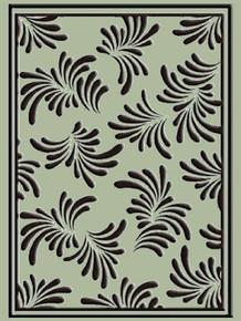 Crafts-Too Crafts-Too Embossing Folder, Petals